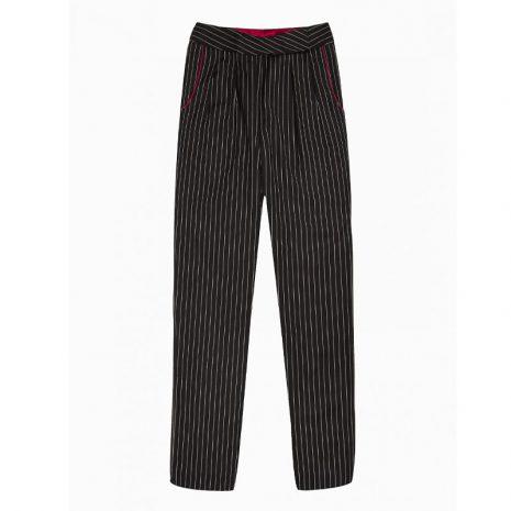 pantalon-rayures-coupe-droite-tailleur-femme-burgandi-paris