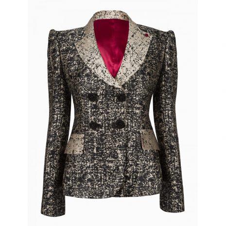 veste-tailleur-croisee-femme-bicolore-noir-et-beige-or-chic-femme-business-costume-daffaires