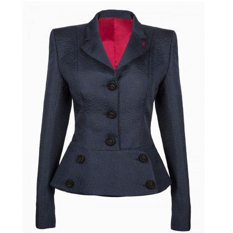 veste-vintage-femme-tailleur-collection-francaise-burgandi-paris